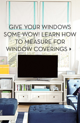 How To Measure Window Coverings