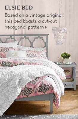 Hampton Storage Bed