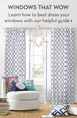 Teen Window Coverings 101