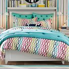 Palm Beach Duvet Cover, Twin, Multi