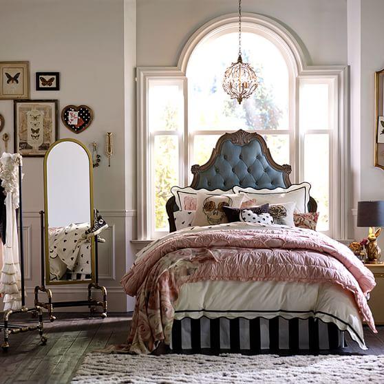 Pbteen Room Designer Pottery Barn Teen Girls Bedroom Pb: The Emily & Meritt Brass Bunny Table Lamp
