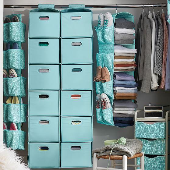 rotating hanging closet storage 2