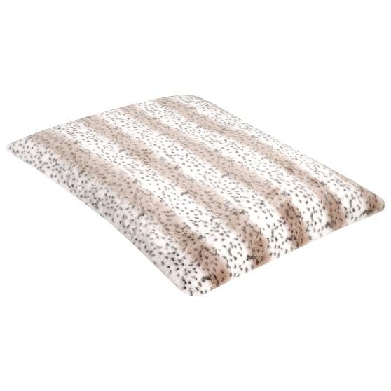 Faux Fur Oversized Floor Pillow Pbteen