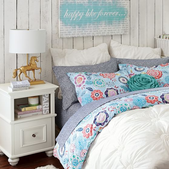 Unicorn Bedroom Bin