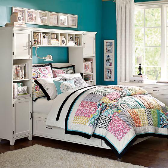 Storage Bedroom Sets White Bed Bedroom Ideas Bedroom Sets Johannesburg Sconce Lighting Bedroom: Hampton Storage Bed + Bookcase Tower Set