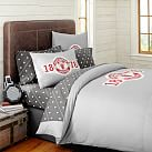 <strong>Manchester United </strong>&#174; Duvet Cover + Sham, Twin, Multi