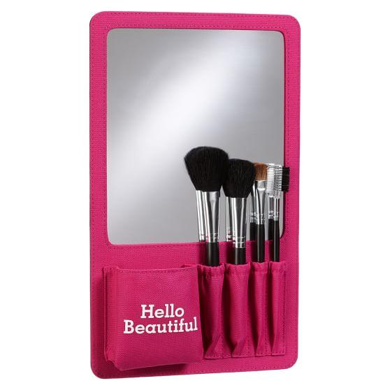 Gear-Up Locker Beauty Board, Pink