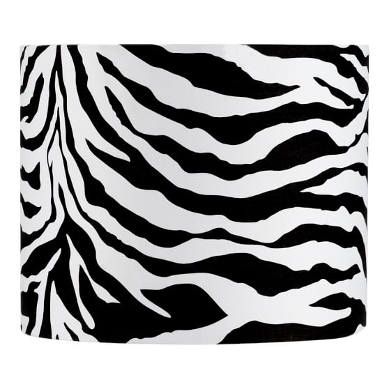 New Zebra Shade