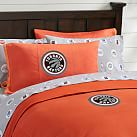 NBA 2014 Toronto Raptors Duvet Cover, Full/Queen, Orange