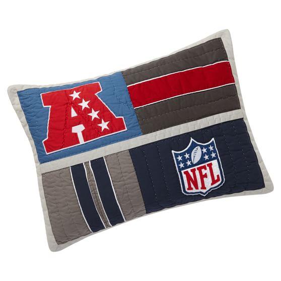 NFL QUILT + SHAM, AFC, Standard Sham