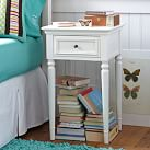 Chelsea Simple Bedside Table, Simply White