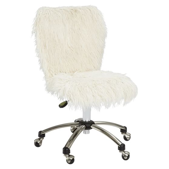 Airgo Furlicious Armless Chair