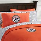 NBA 2014 Washington Wizards Duvet Cover, Full/Queen, Orange