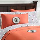 NBA 2014 Boston Celtics Duvet Cover, Full/Queen, Orange