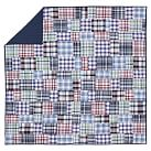Mariner Madras Quilt, Twin