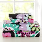 Camilla Floral Sheet Set, Queen, Multi