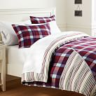 Burton Board Jacket Duvet Cover, Twin, Purple Multi