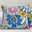 Color Me Floral, Euro Sham, Multi