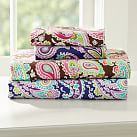 Poetic Paisley Sheet Set, Twin/Twin XL, Warm