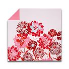 Kensington Floral Duvet Cover, Twin, Pink