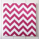 Chevron Fabric Board 16x16