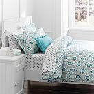Fresh Pick Duvet Cover, Twin, Cool