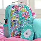 Gear-Up Speckled Floral Backpack