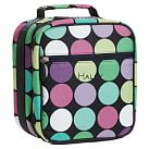 Gear-Up Navy Dot-to-Dot Classic Lunch Bag