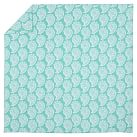 Punchy Paisley Duvet Cover, Twin, Pool