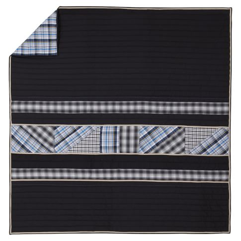 Harrison Quilt, Twin, Multi