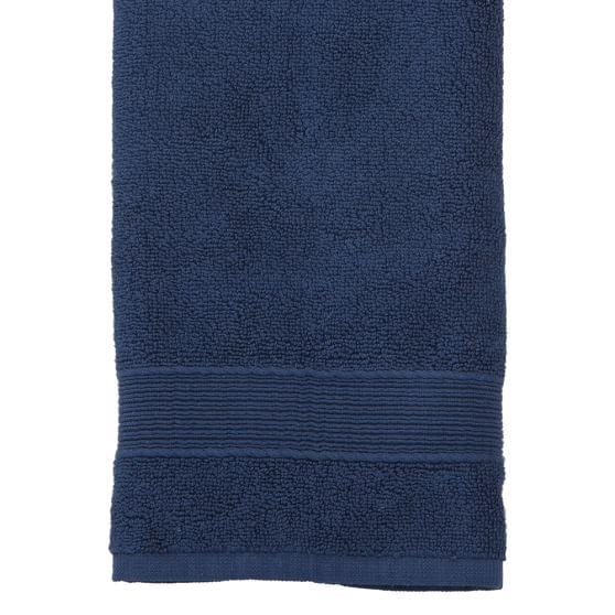 PBteen Classic Organic Bath Towel, Navy