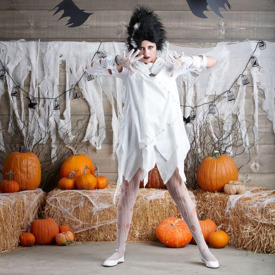 Bride of Frankenstein Costume, Small