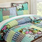 Lulu Surf Quilt, Twin, Multi
