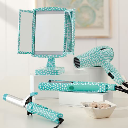 Style-It Hair Straightner, Pool Mini Dot