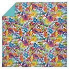 Paradise Floral Quilt, Multi, Twin