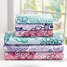 Flower Burst Sheet Set, Twin/XL Twin, Pink Multi