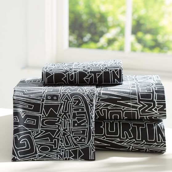 Burton Line Graphic Sheet Set, Twin/Twin XL