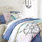 Junk Gypsy Follow Your Heart Quilt, Twin