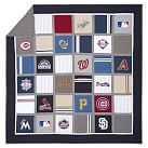 MLB Patchwork Quilt, Twin, National League