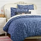 Junk Gypsy Paisley Cowgirl Duvet Cover, Twin