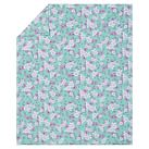 Beach House Floral Duvet, Twin