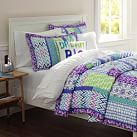 Floral Surf Surf Quilt, Multi, Twin