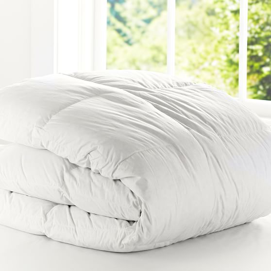 Natural Down Duvet Inserts, Full/Queen
