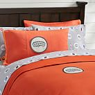 NBA 2014 San Antonio Spurs Duvet Cover, Full/Queen, Orange