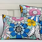 Color Me Floral, Standard Sham, Multi