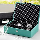 Classic Jewelry Box, Black