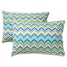 Newport Wave Extra Pillowcases, Set of 2, Cool
