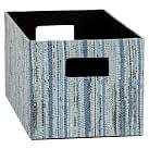 Upcycled Storage Bins, Mini, Pool
