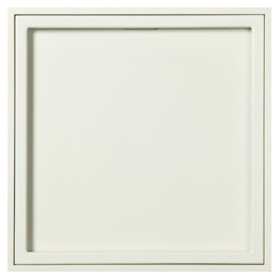 Photobox Frames, Single Square, White