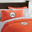 NBA 2014 Los Angeles Clippers Duvet Cover, Full/Queen, Orange